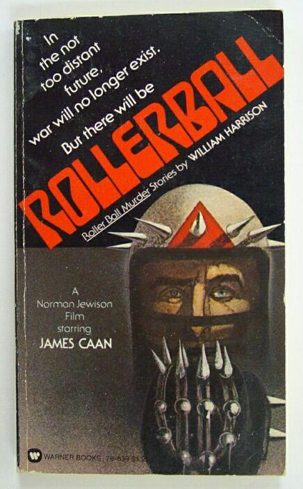 Rollerball by William Harrison