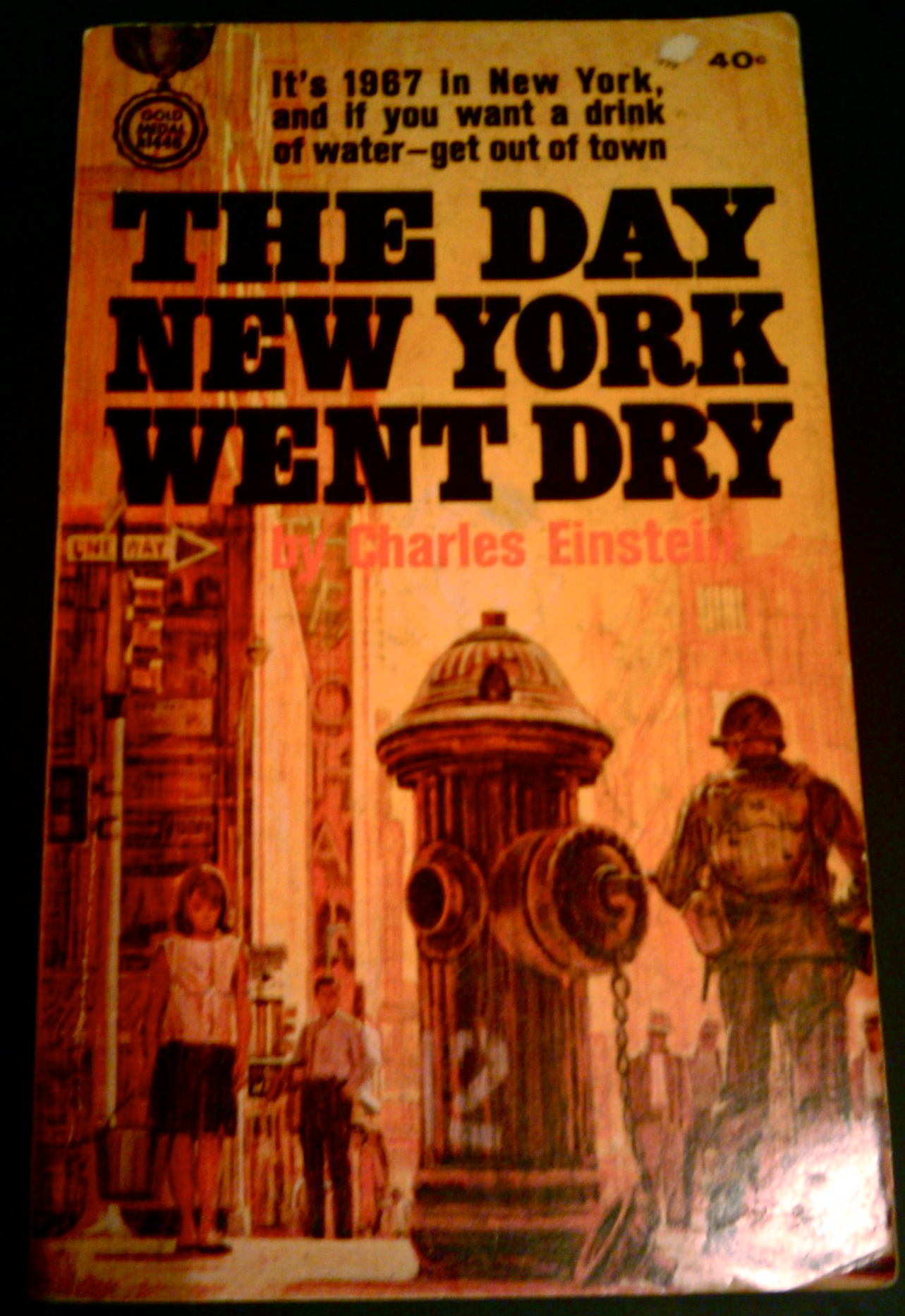 The Day New York Went Dry