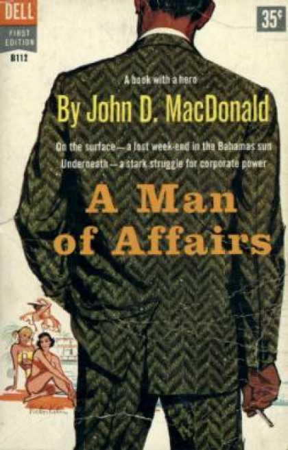 John D Macdonald - A Man of Affairs
