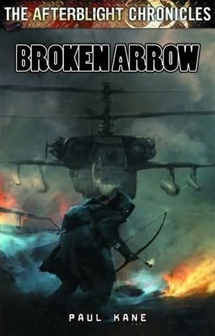 Broken Arrow Cover by Mark Harrison