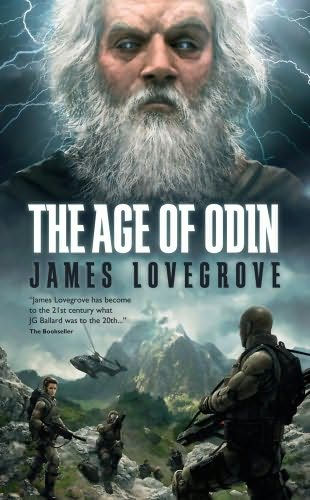 Book cover of %0A%0DThe Age of Odin %0A%0D (Age of...