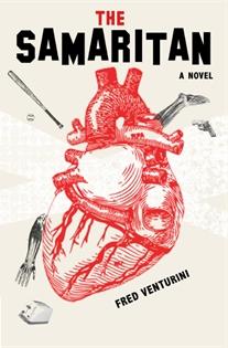 The Samaritan - hardback cover