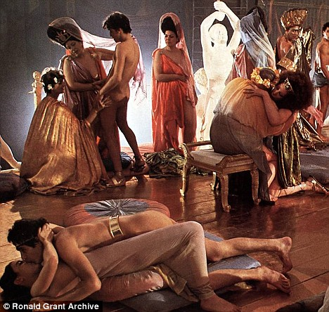 Caligula Movie Sex Scene 28