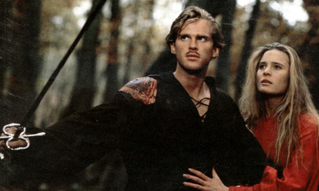 Image result for wesley the princess bride
