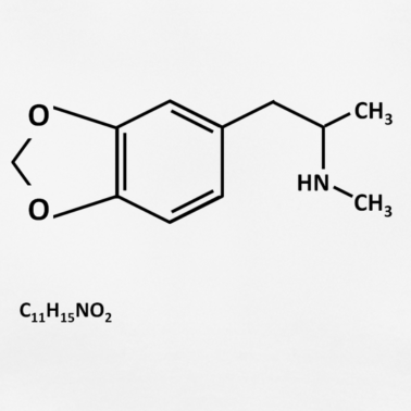 PK MDMA molecule