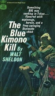 Blue Kimono Kill