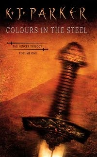 Colours in the Steel KJ Parker