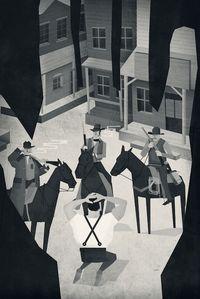 Cover - a town called pandemonium