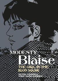 Modesty Blaise - Girl in the Iron Mask