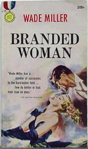 Branded Woman