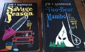 Joe Lansdale Covers