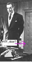 Bond door