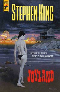 Joyland - McGinnis Cover