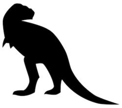 Jurassic Dino Logo -mid
