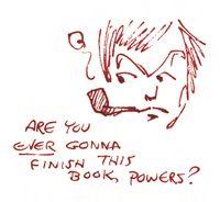 Sketch by Tim Powers