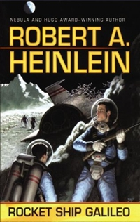 heinlein rocketship galileo