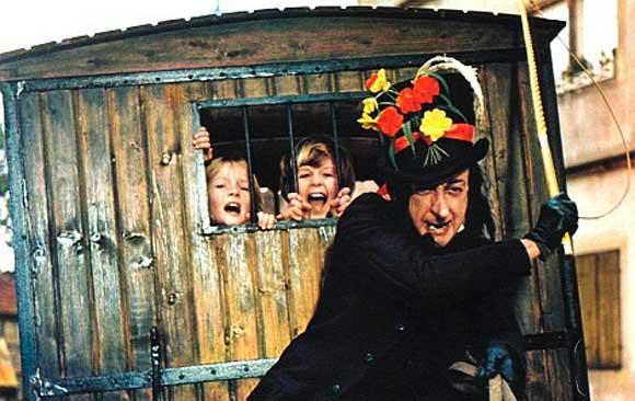 Completing Dahl: The Vicar of Nibbleswicke, Chitty Chitty Bang Bang & More  - Pornokitsch