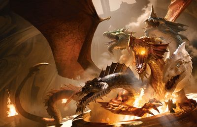 Dungeons and Dragons 5e