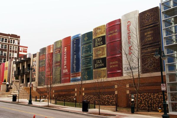 Kansas-City-Public-Library-Missouri