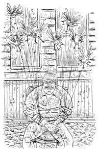 Stories of the Smoke - art by Gary Northfield