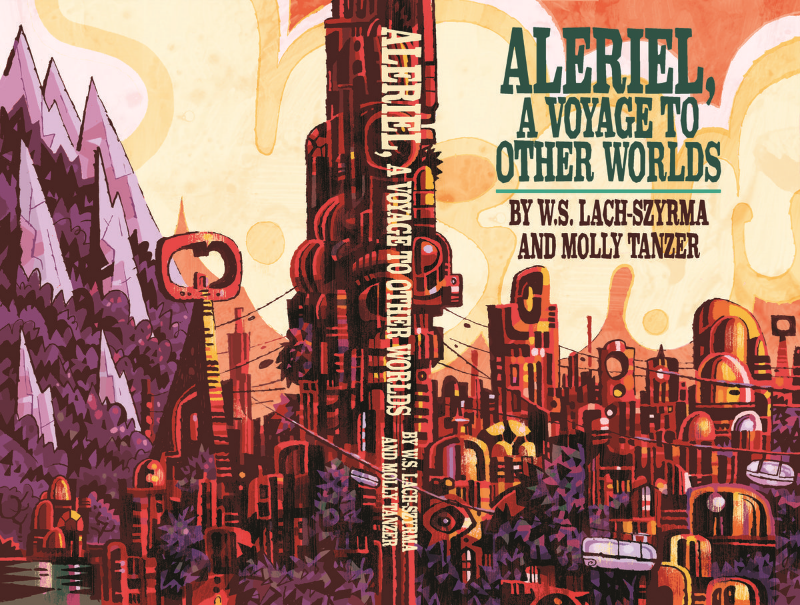 Aleriel cover by Jonathan Edwards