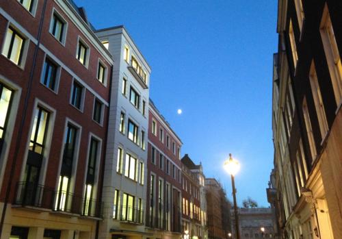 Sackville St by Moonlight