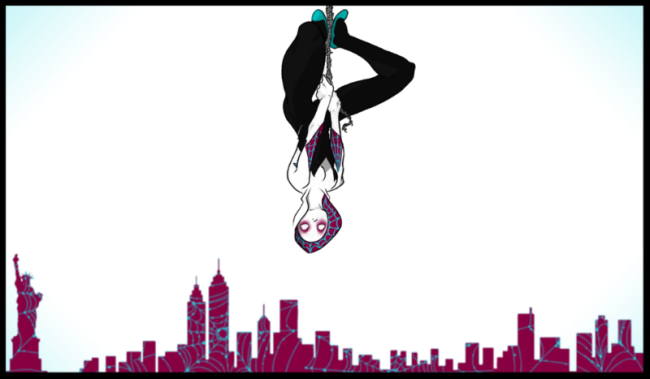 Nerd is the New Black: Spider-Gwen