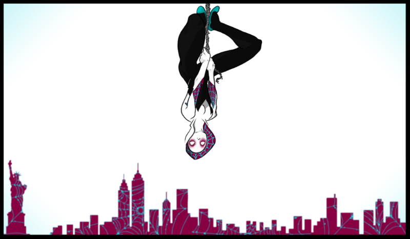 Spidergwen_by_tayeedwards-d8qi983