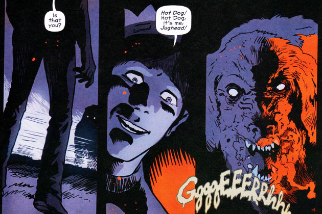 Getting Familiar With Zombies - Afterlife With Archie