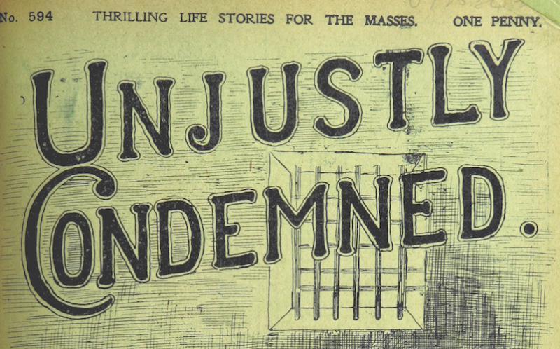 Unjustly Condemned