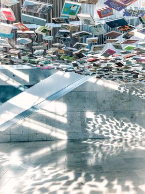 'False Ceiling' by Richard Wentworth
