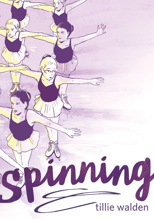 Growing Up On The Ice: Tillie Walden's Spinning