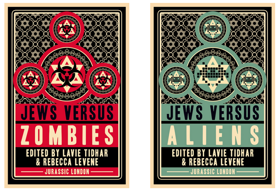 Jews vs Zombies and Jews vs Aliens