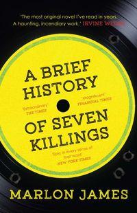 Marlon James-A Brief History of Seven Killings