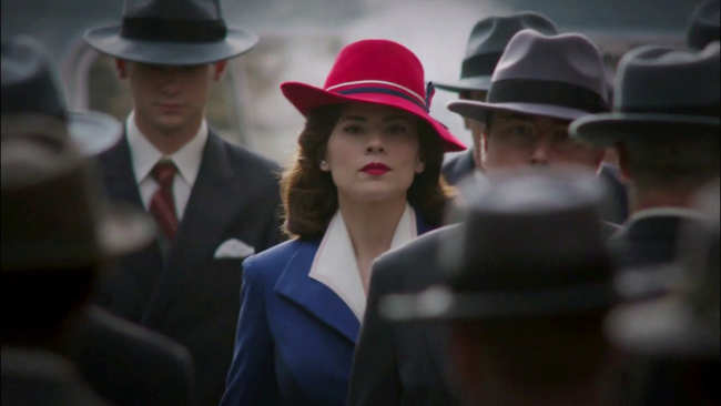 Who wanted to #SaveAgentCarter and #SaveNashville?