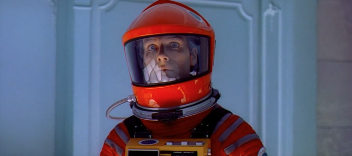 16. Astronaut Bowman