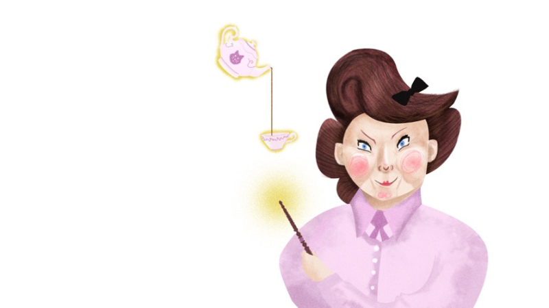 Dolores Umbridge is the scariest villain in Harry Potter - Pornokitsch