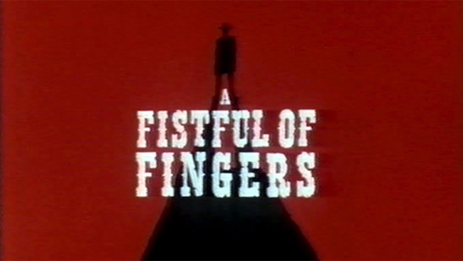 Stark Reviews: A Fistful of Fingers (1995)