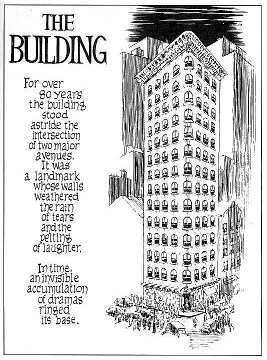 Eisner the building