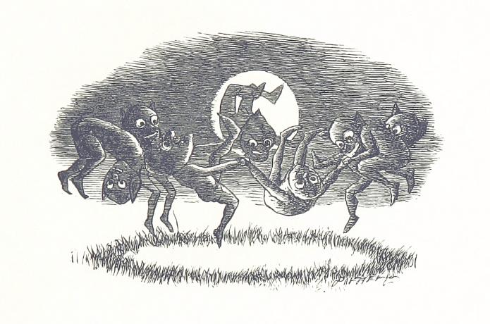 Portal fantasy (via British Library)