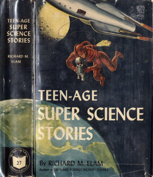 Teen-Age Super Science Stories!